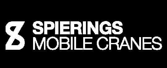 Spierings Mobile Cranes - Logo